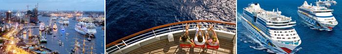 AIDA Cruises Kreuzfahrten