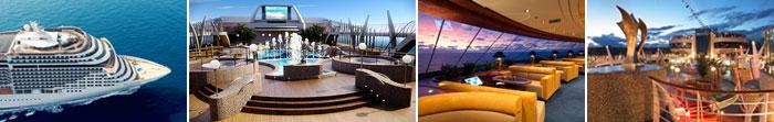 MSC Fantasia Kreuzfahrten Schiffsreisen Angebote