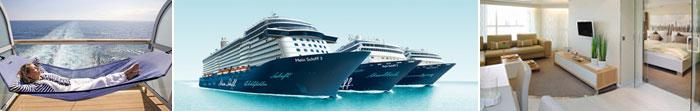 TUI Kreuzfahrten Mein Schiff 1 2 3 Schiffsreisen Angebote