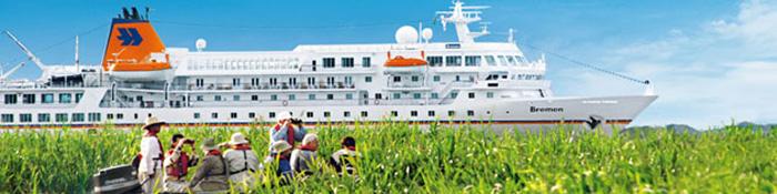 MS Bremen Schiff Expeditionen Angebote